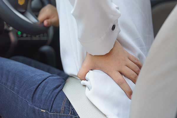 Auto Accidents Chiropractor Puyallup, Tacoma, Graham | Back